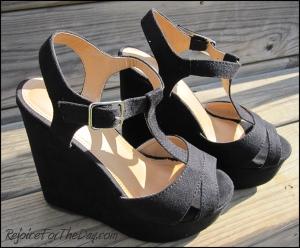 Charlotte Russe platform shoes