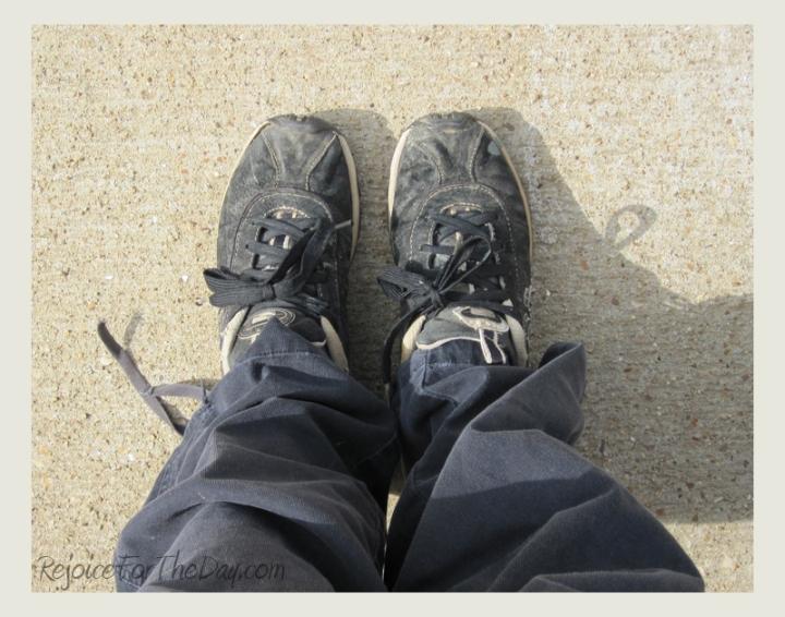 Sunday's Shoes