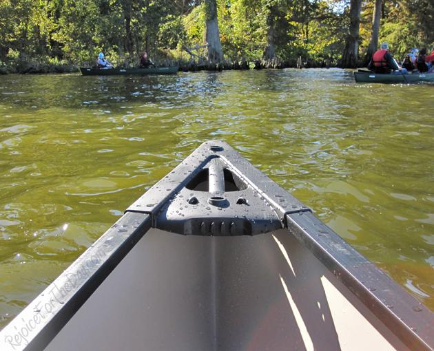 Canoeing@Reelfoot