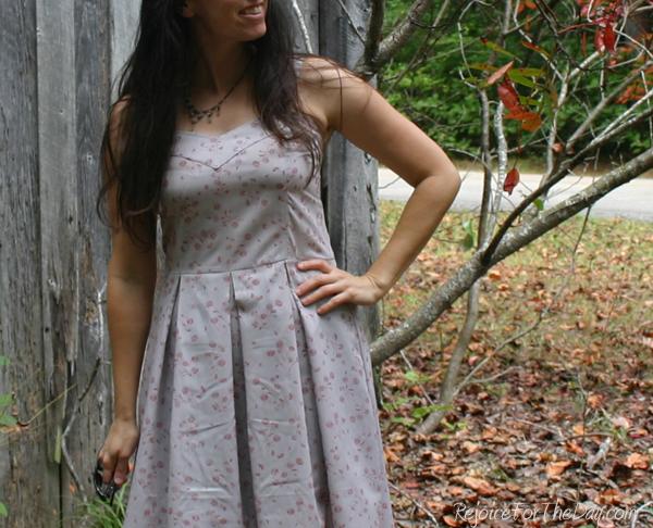 October dress
