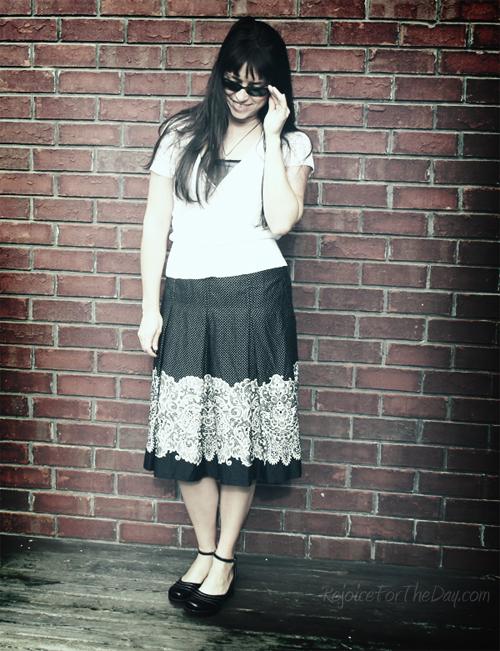 Talbot's Skirt