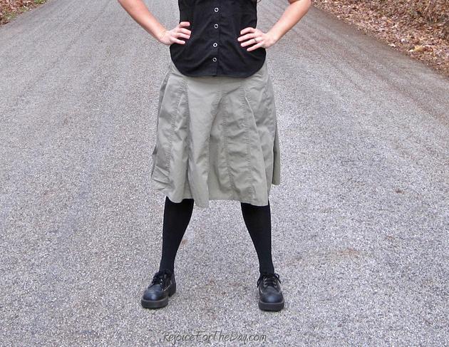 Cargo Skirt 2