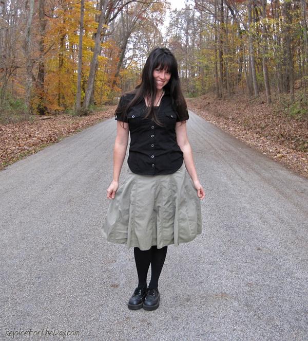 Cargo Skirt 3