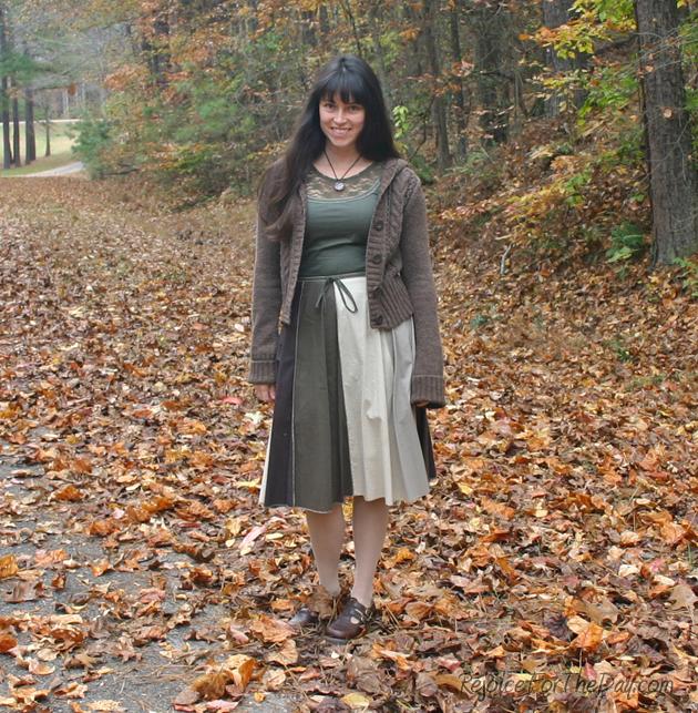 Fall summer dress