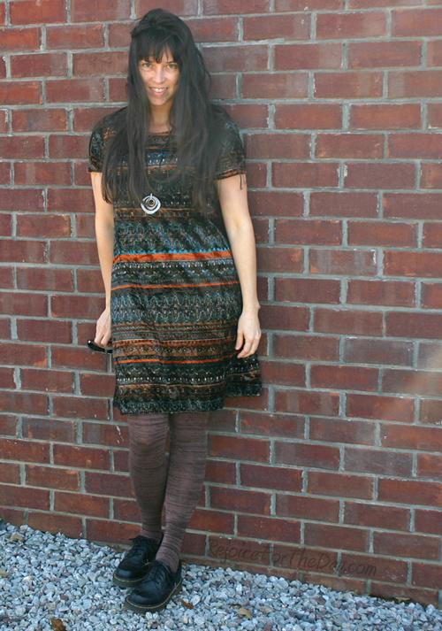 November's Dress 2