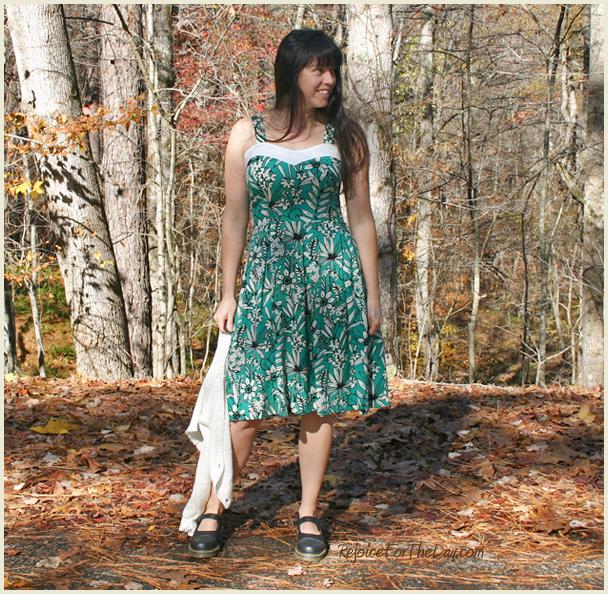 Pineapple Dress 2