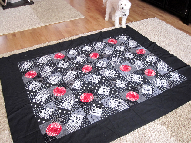 Quilt resize