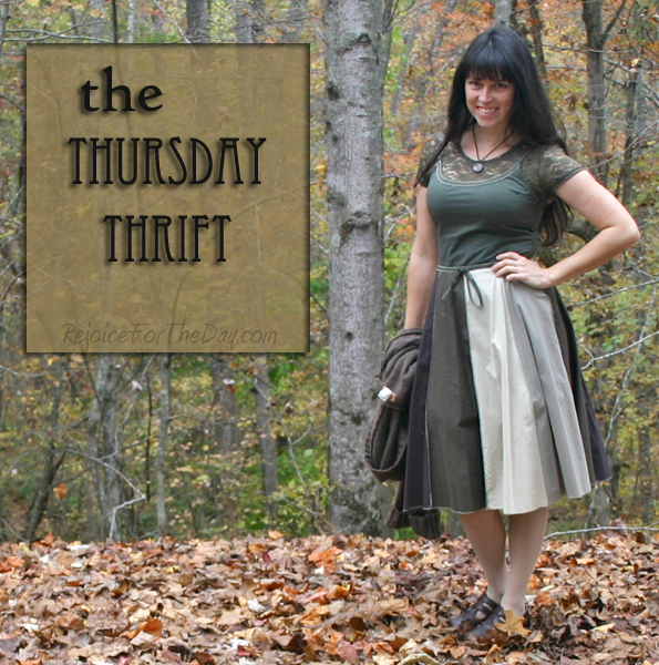 ThursdayThrift Summer to Fall
