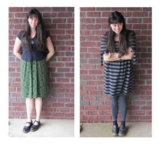dresses worn in winter