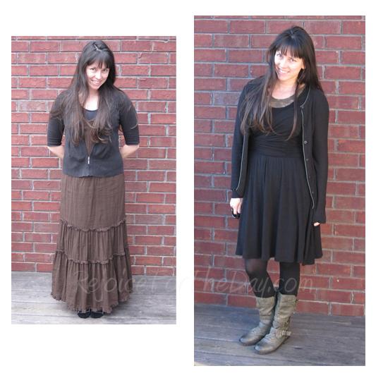 dresses for winter
