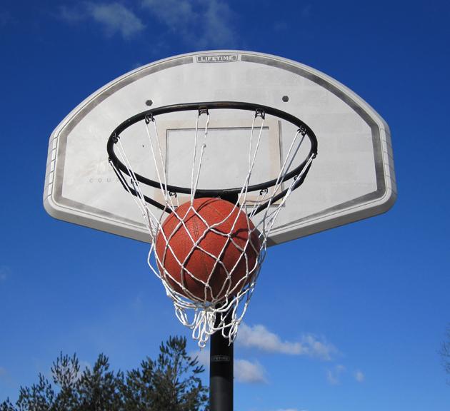 too cold for basketball