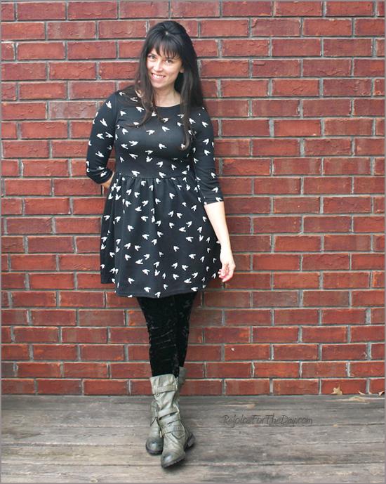 Persunmall bird dress