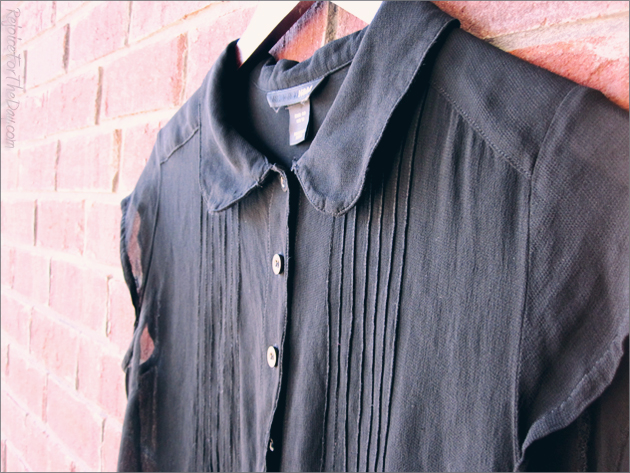 Black H&M shirt
