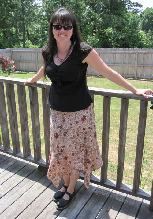 Simplicity skirt 5100