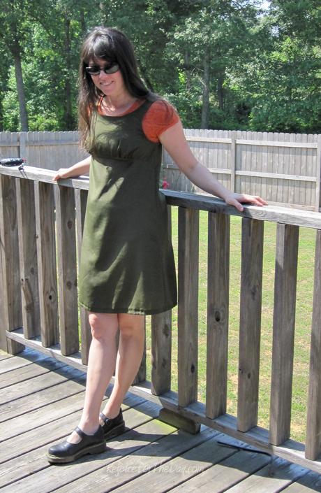 McCalls dress 8100