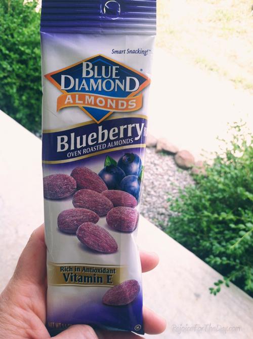 Blueberry Almonds