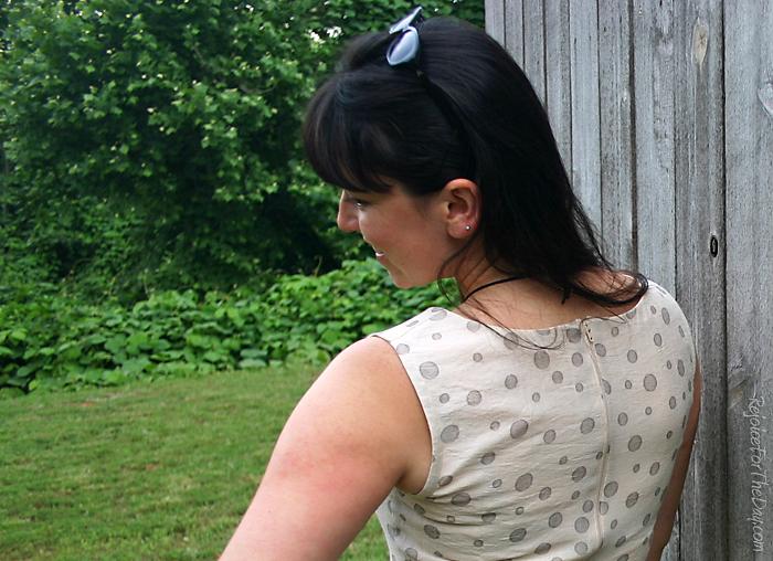 May's Dress back zip (edit)