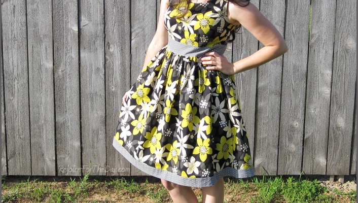 Sew Serendipity Monique dress