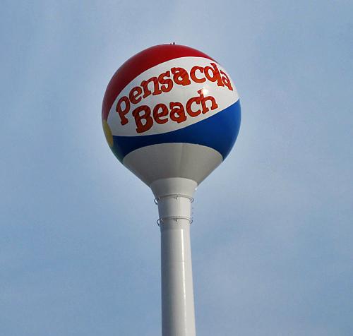 Pensacola Beach Ball