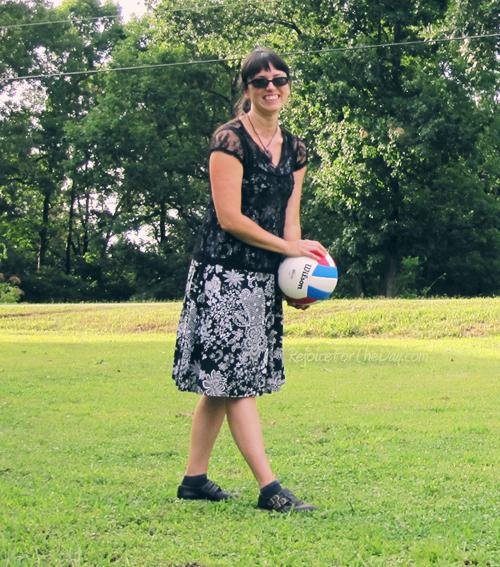 volleyball fun