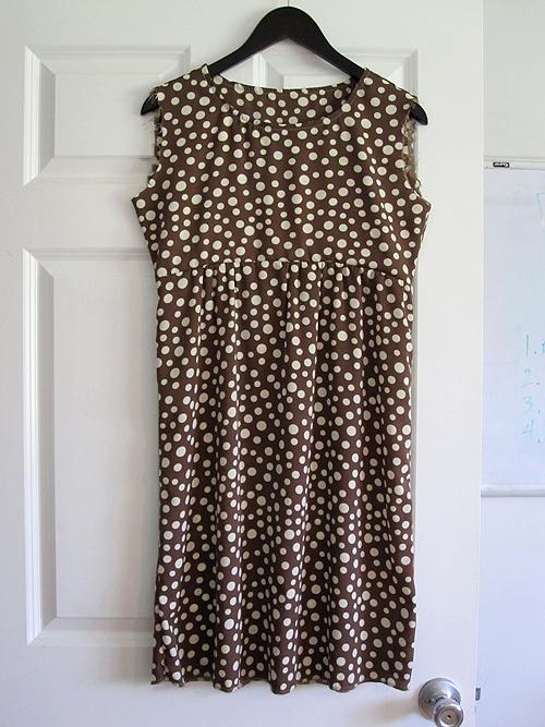a dress fail