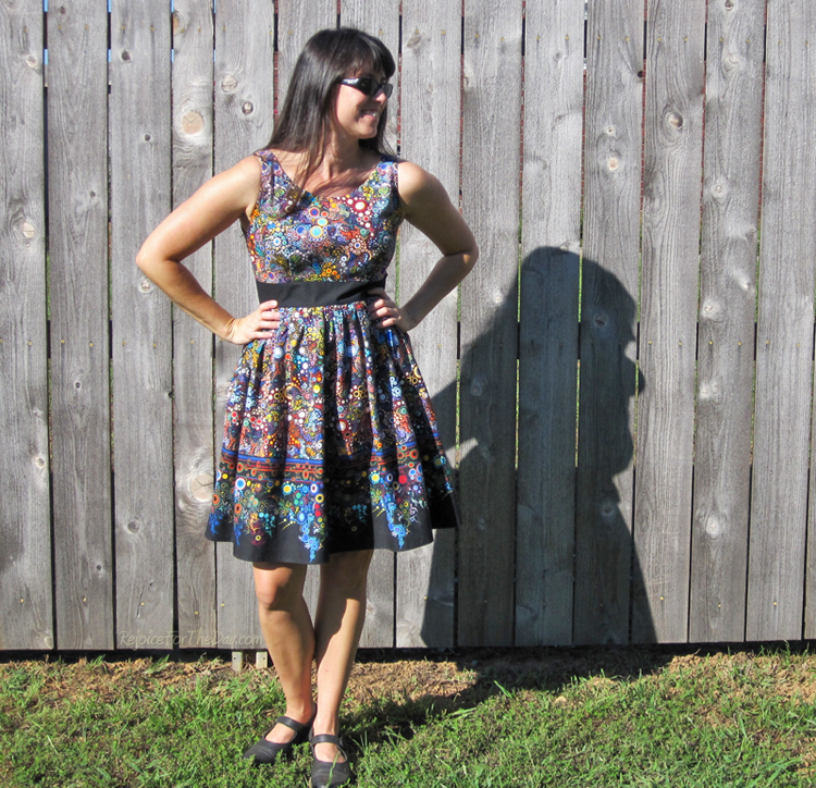 Sew Serendipity Monique dress