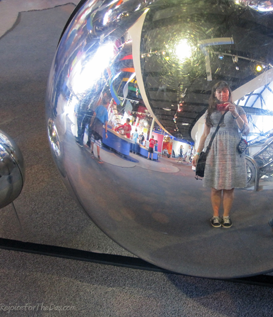 Discovery Park selfie