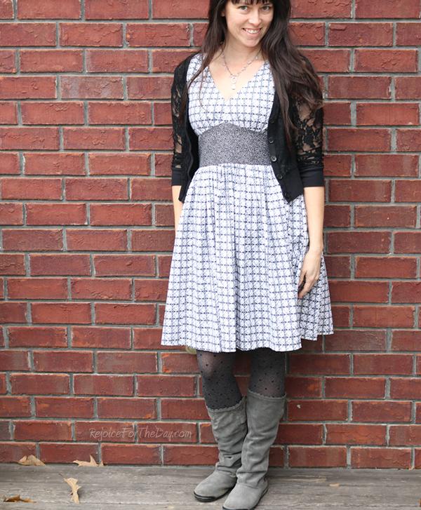 A Marilyn Dress