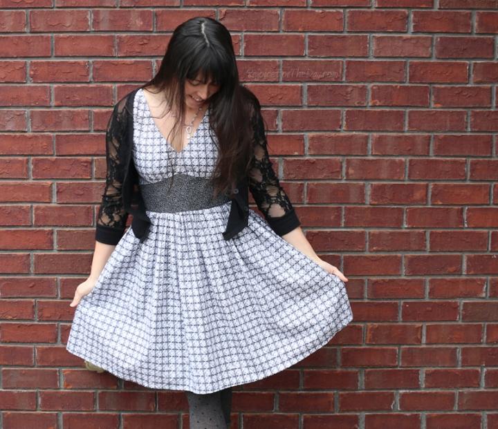 The Marilyn Dress