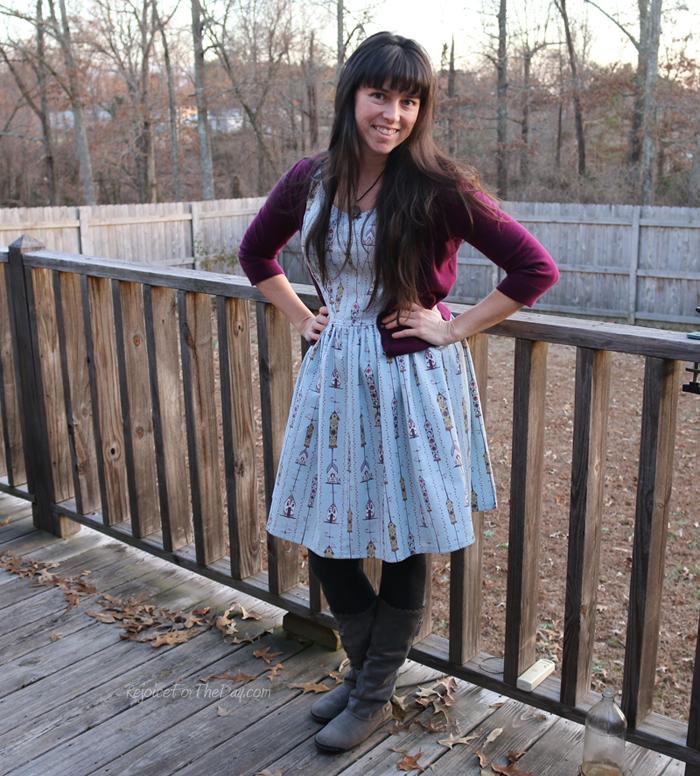 The Birdhouse Dress