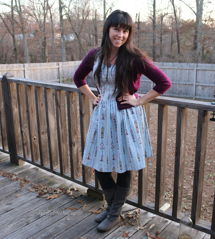 The Birdhouse Dress