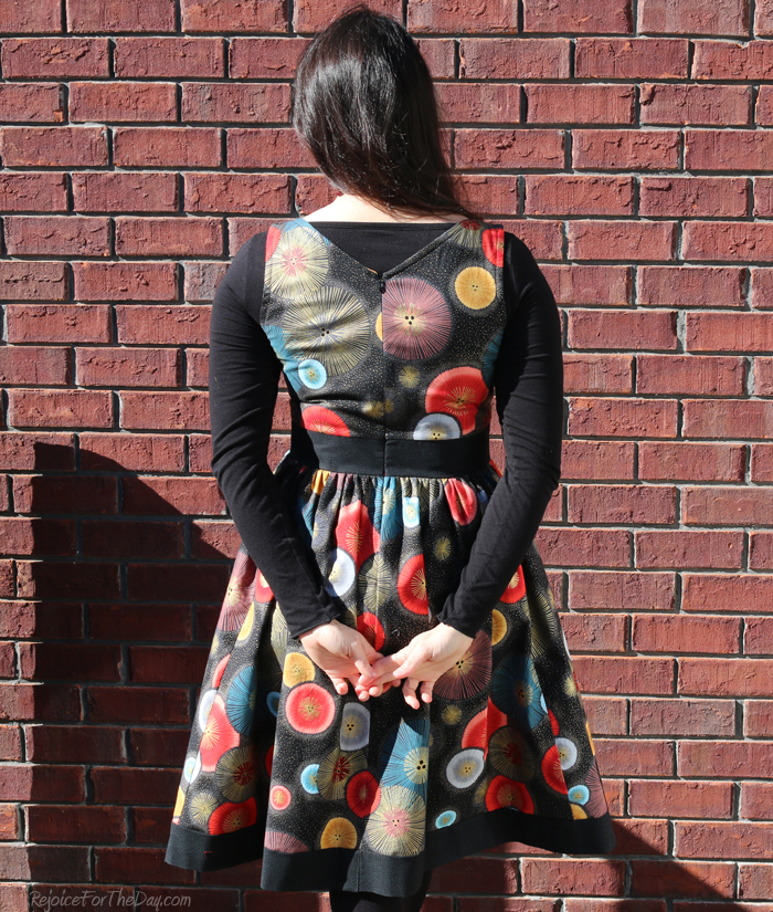 Sew Serendipity Marilyn dress