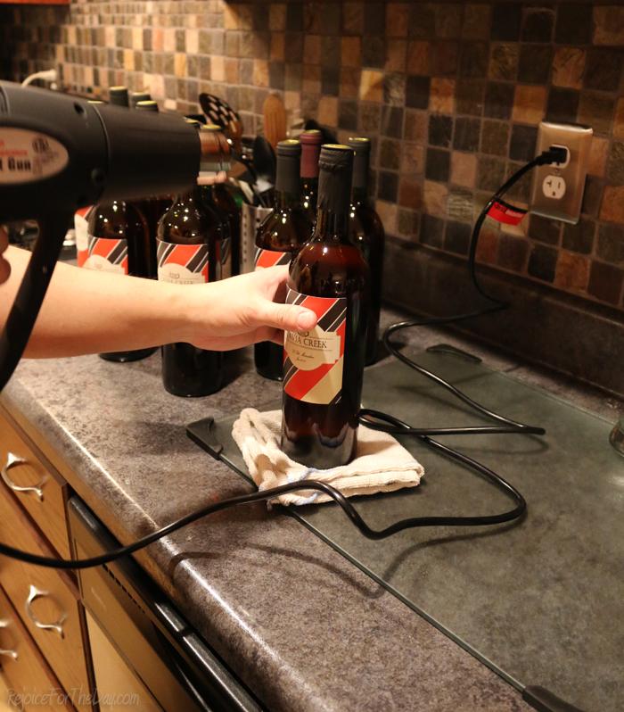 Wine Shrink Foil
