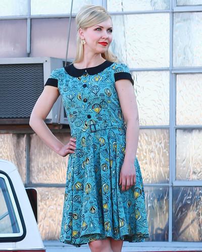 The Jane Dress - Effie's Heart