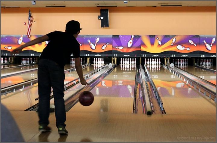 spring break bowling