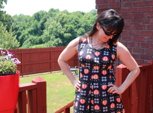 Sew Serendipity Bebe dress