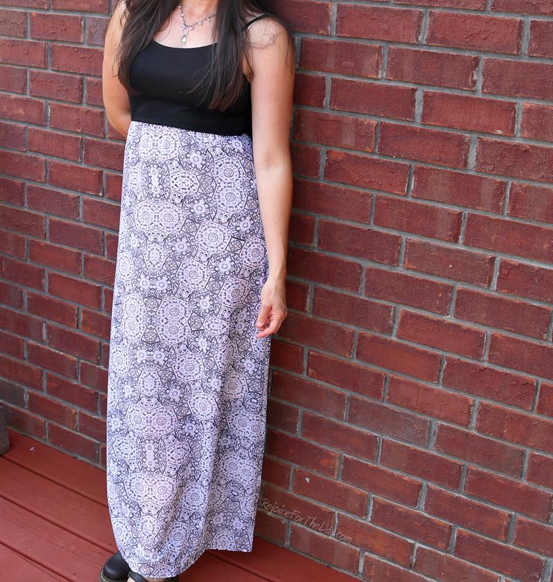 maxi dress style 3