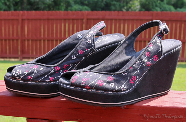 Rocket Dog slingbacks