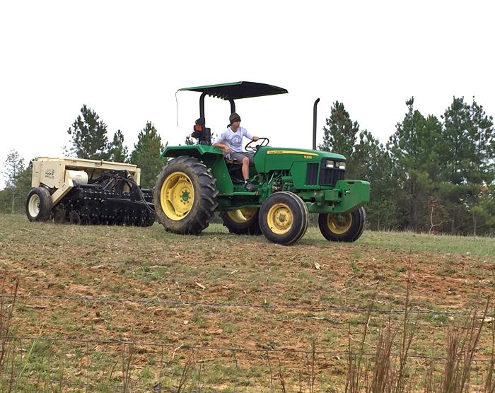 EJ farming