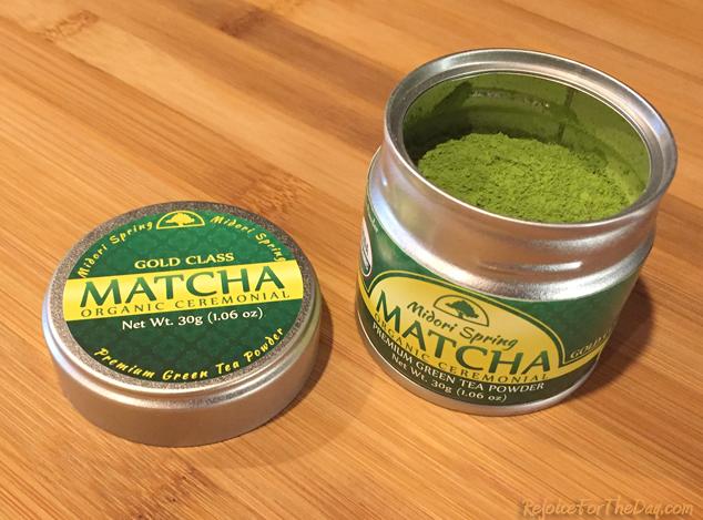 Midori Spring Matcha tea 1