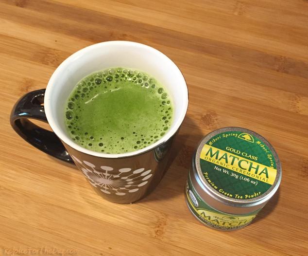 Midori Spring tea