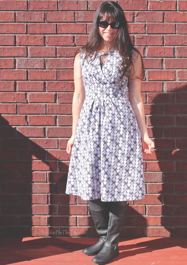 Butterick6168 dress
