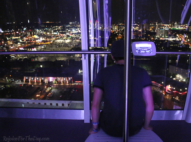 Orlando Eye EJ's view