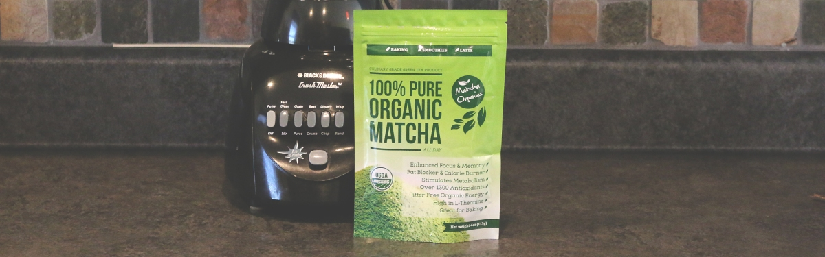 Matcha Organics // Product Review