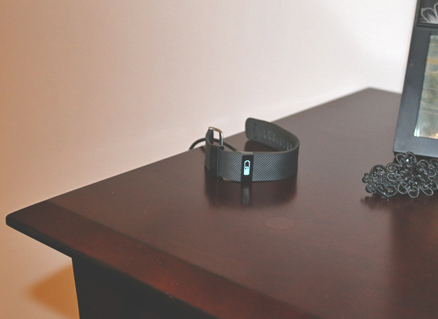 FitBit HR cord