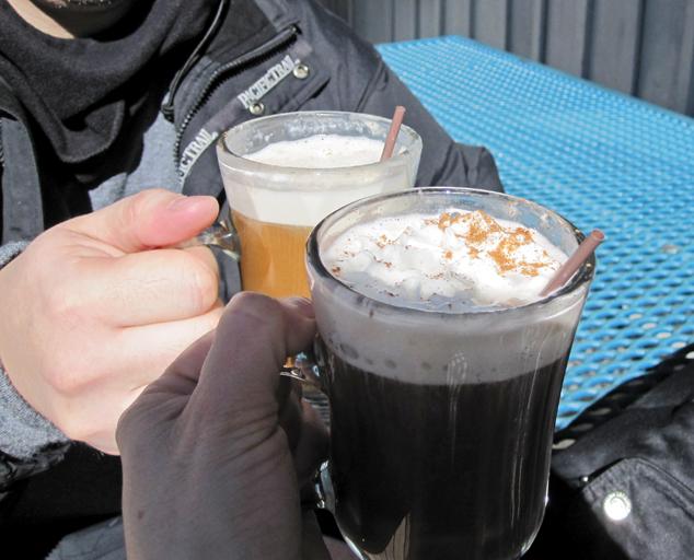 mountain drinks