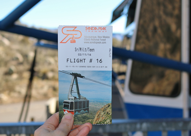 Tram tickets
