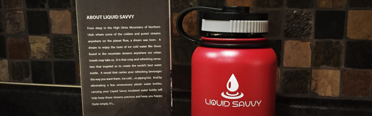 Liquid Savvy // Product Review