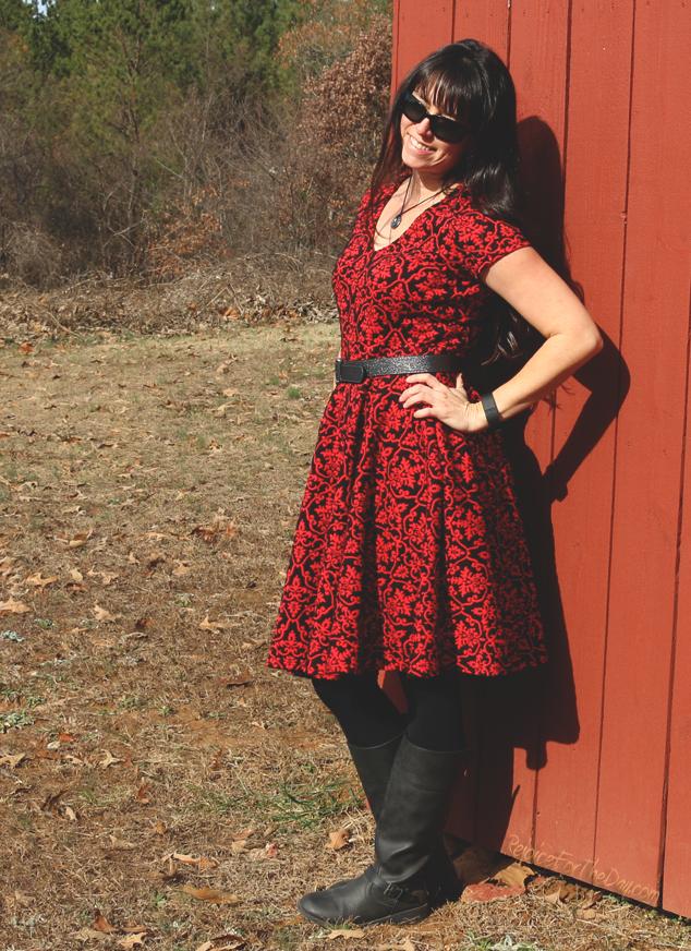 mccalls7160-v-neck-dress