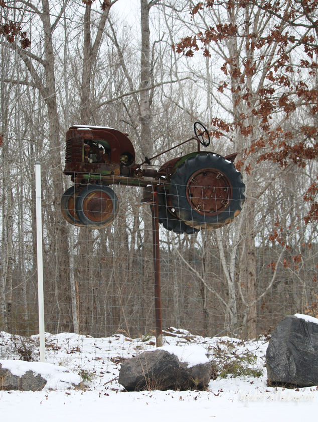 tractor-on-a-stick